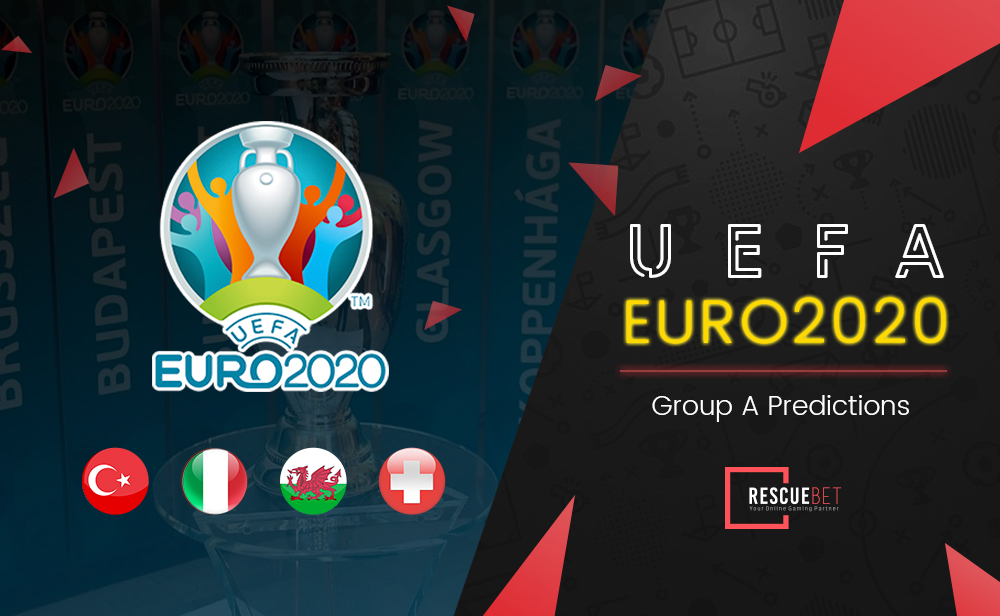 Euro 2020 Group A Predictions Blog Featured Image
