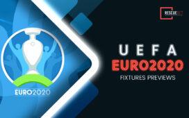 UEFA Euro 2020 Fixtures Blog Featured Image