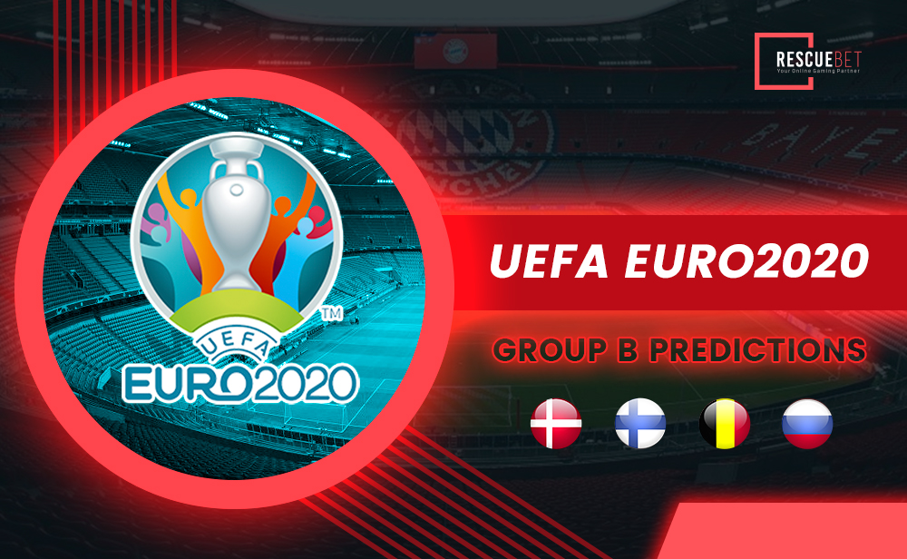 Euro 2020 Group B Predictions Blog Featured Image