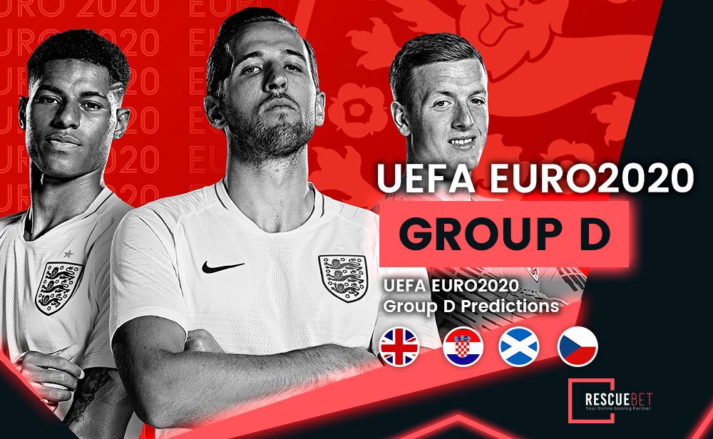 Euro 2020 Group D Predictions Blog Featured Image