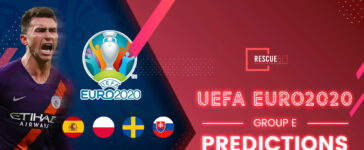 Euro 2020 Group E Predictions Blog Featured Image