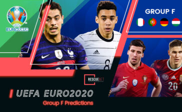 Euro 2020 Group F Predictions Blog Featured Image