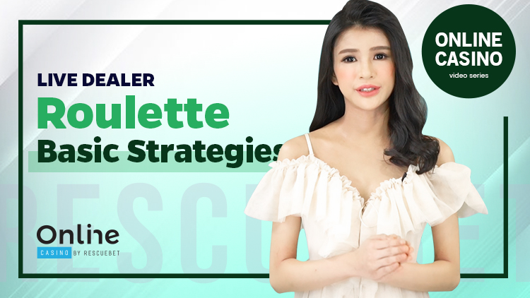 Live Dealer Roulette Basic Strategies Blog Featured Image