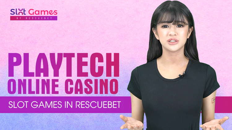 Playtech Online Casino Slot Games In Rescuebet Blog Featured Image