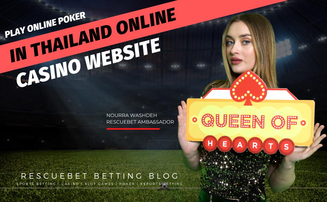 Online Poker In Thailand Online Casino Website Blog Featured Image