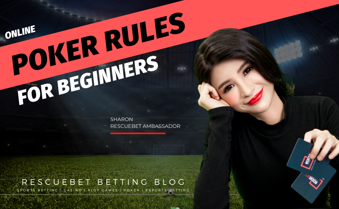 Online Poker Rules Blog Featured Image