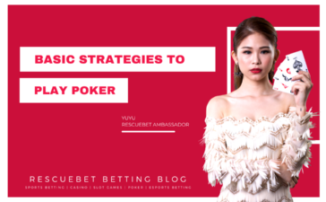 Basic Strategies To Online Play Poker Blog Featured Image