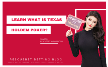 Texas Holdem Poker Blog Featured Image