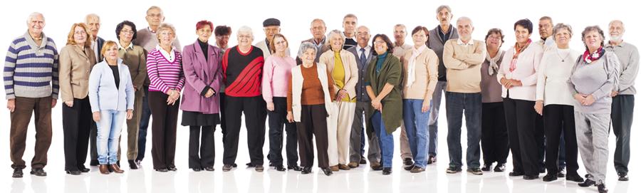 Active Living international Happy Seniors