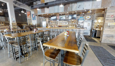 Mugshots Grill & Bar Inverness 3D Model
