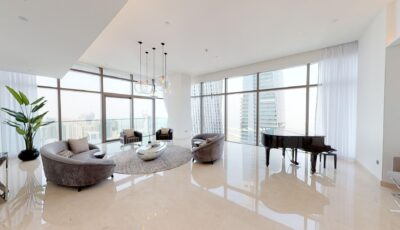 Luxury Penthouse Sample 3D Model