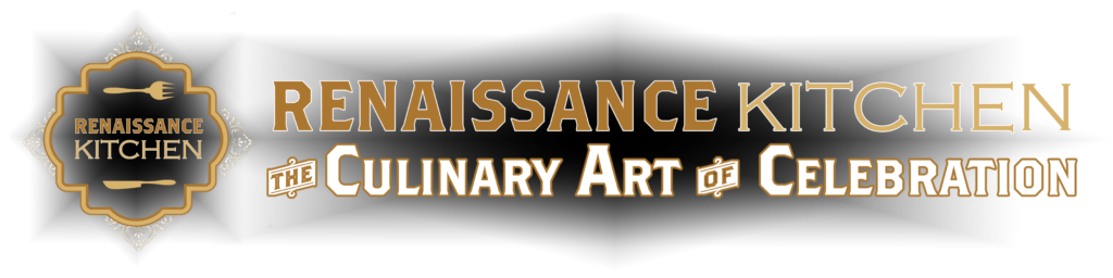 Renaissance Kitchen - The Culinary Art of Celebration Featuring Heather Wagenhals logo
