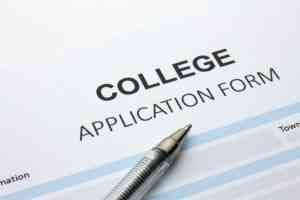 College Applications Open