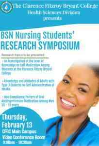 Research Symposium - Strengthening Community Relationships through Research @ Clarence Fitzroy Bryant College Main Campus