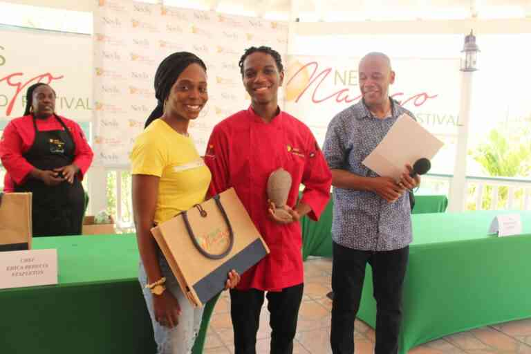 CFBC Mango Fest Winner