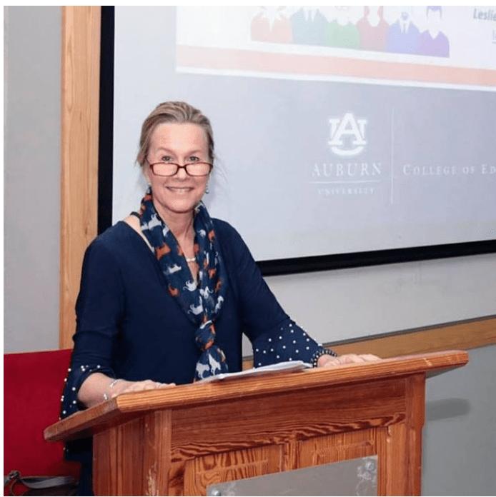 Professor Leslie Cordie, PhD, MBA
