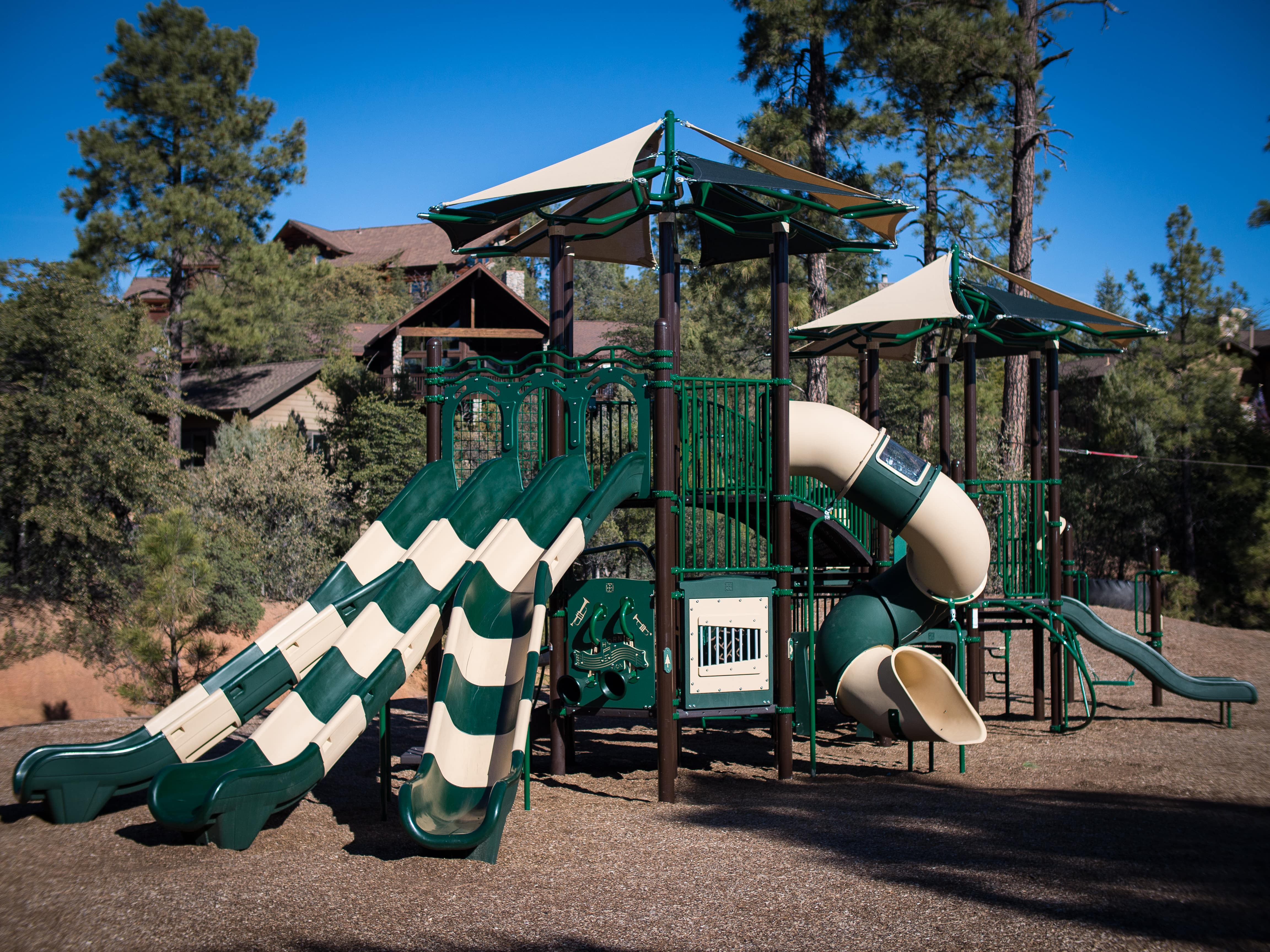 a green playground