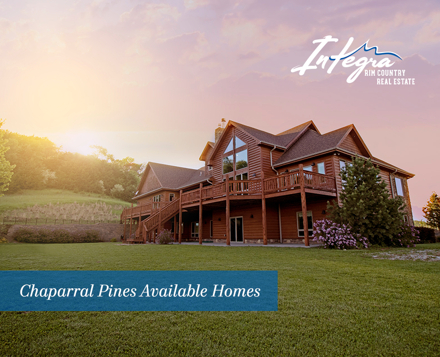 Chaparral Pines Homes