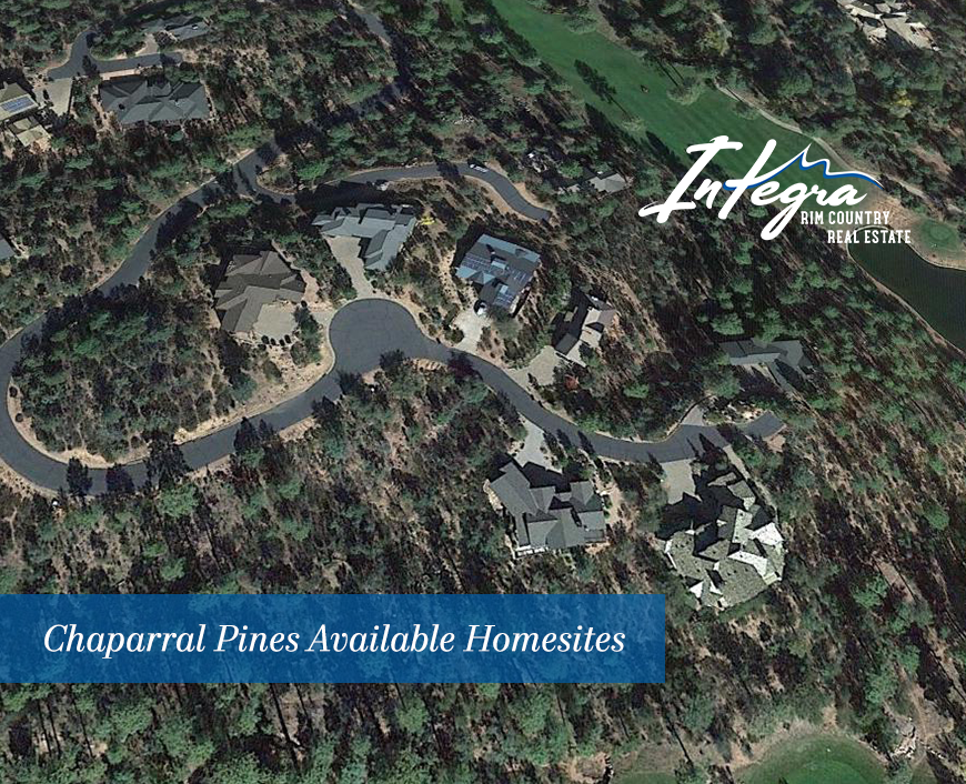 Chaparral Pines Homesites