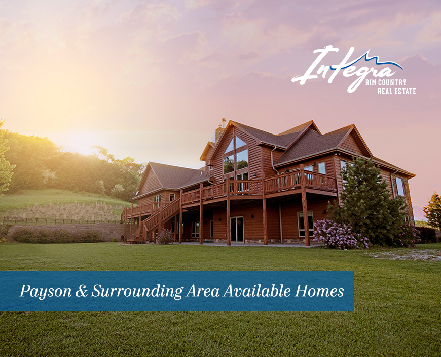 Payson Available Homes