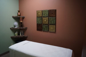 Burnsville Treatment Room Maroon