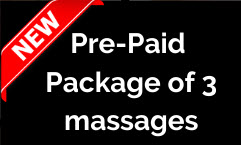 pre paid massage package