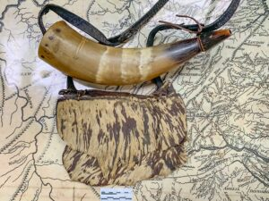 Hunting Bags and Horns