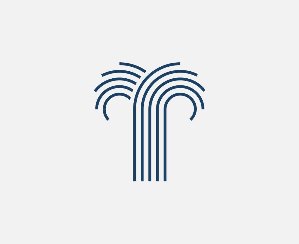 Palm Equity logo design