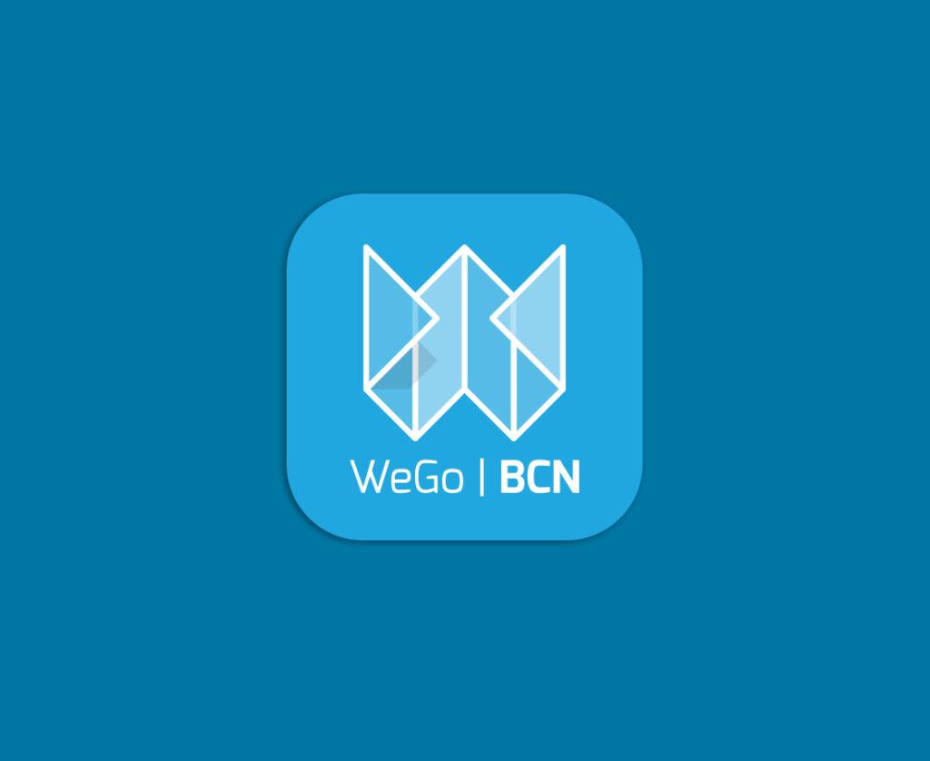 WeGo City app logo design