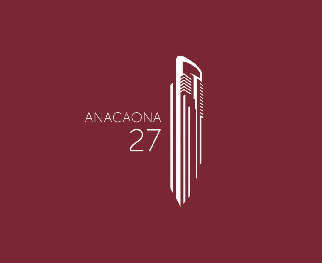 Anacaona 27, luxury tower brand design