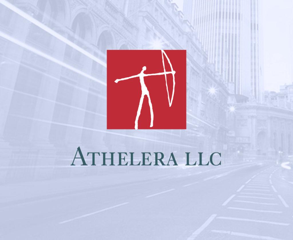 Athelera brand design