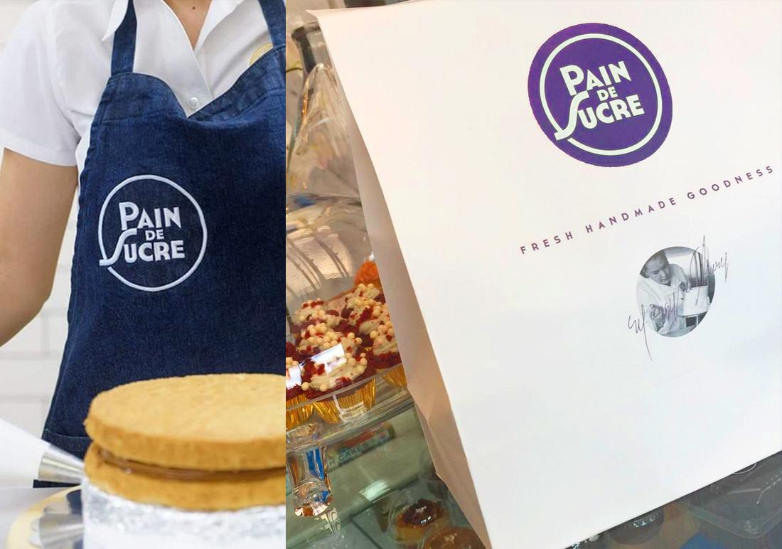 Pain de Sucre packaging