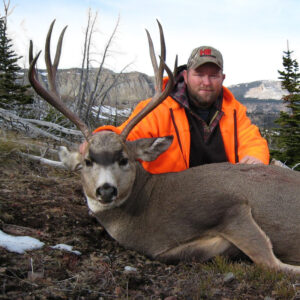 Deer Hunting - Ford Creek Outfitters - Montana