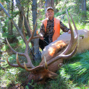 Elk Hunting - Ford Creek Outfitters - Montana