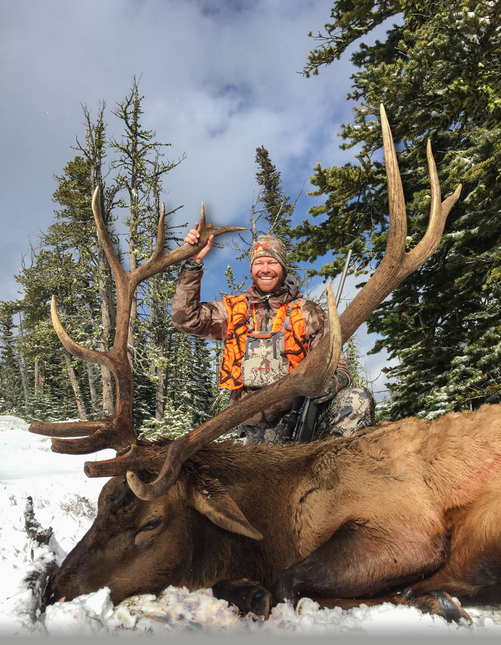 Ford Creek Outfitters Big Game Hunting in Montana