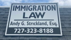 Immigration Law Andy G. Strickland