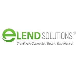 eLend Solutions Logo