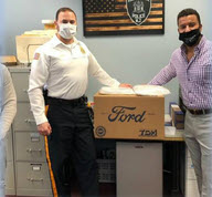 Ford MDA PPE Distribution 2021