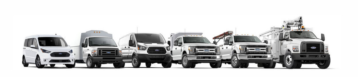Ford Commercial Vehicles for Sale
