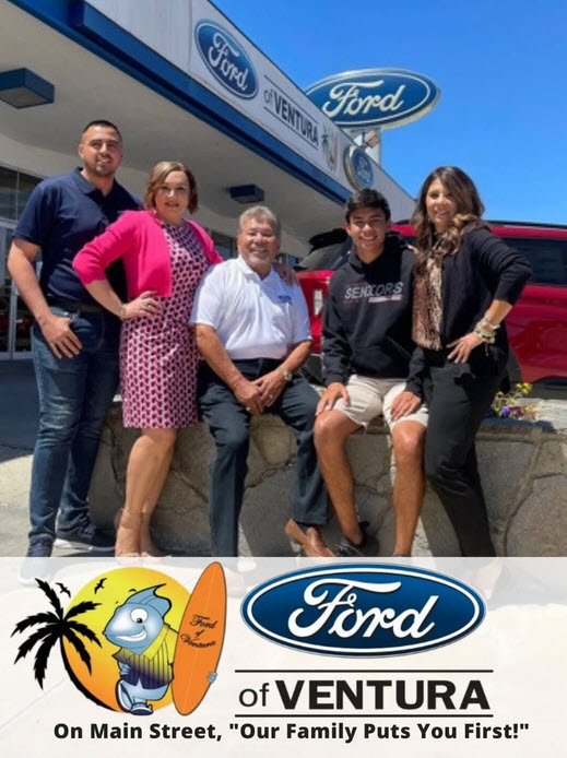 Ford of Ventura Owners - Gonzales Family