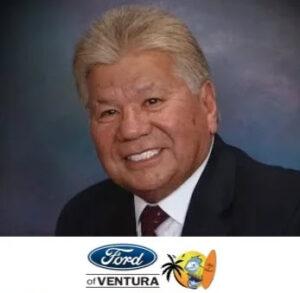 Silvestre Gonzales Ford of Ventura Dealer Principal