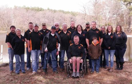 jared-burke-foundation-team-photo