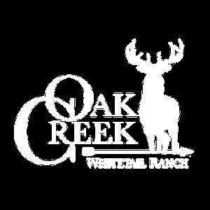 Oak Creek Whitetail Ranch - Sponsor