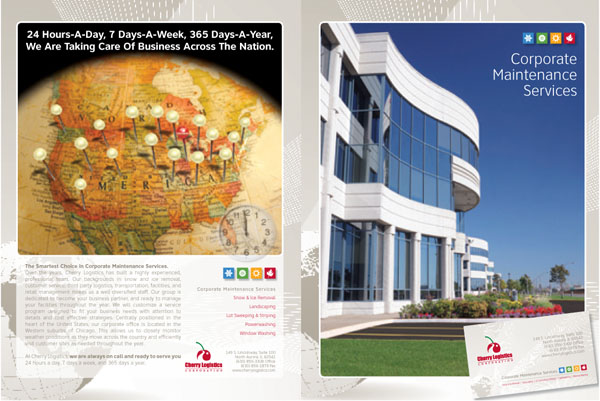 Corporate Identity – Brochure, Graphic Design, Trade Show Design & Website Design