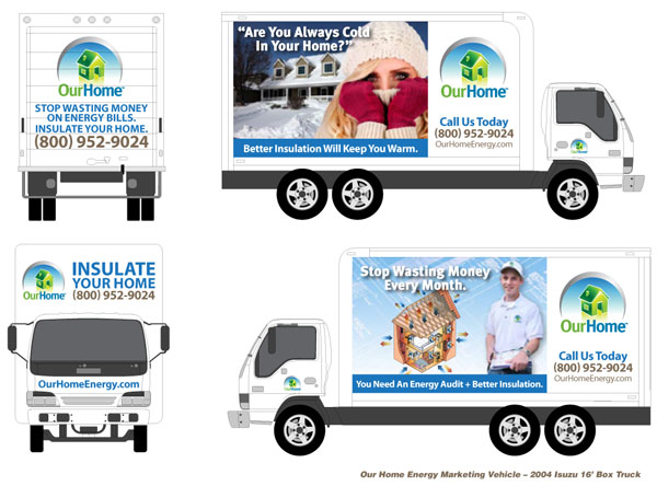 Vehicle Graphics Help Grow Sales On The Road