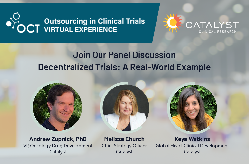 Panel Discussion on Decentralized Trials: A Real-World Example