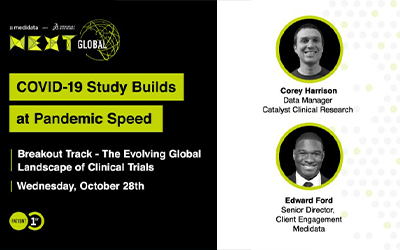 Study Builds at Pandemic Speed: The Evolving Global Landscape of Clinical Trials
