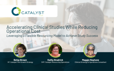 Accelerating Clinical Studies While Reducing Operational Cost