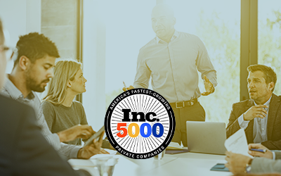 Catalyst Named to Inc. 5000 List for Second Year As One of Fastest-Growing Private Companies