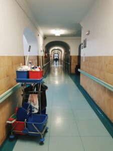 What Is Included In Medical Cleaning Services?